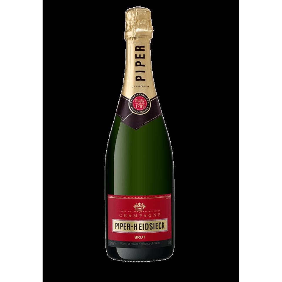Шампанско Пайпър-Хайдсик Брут