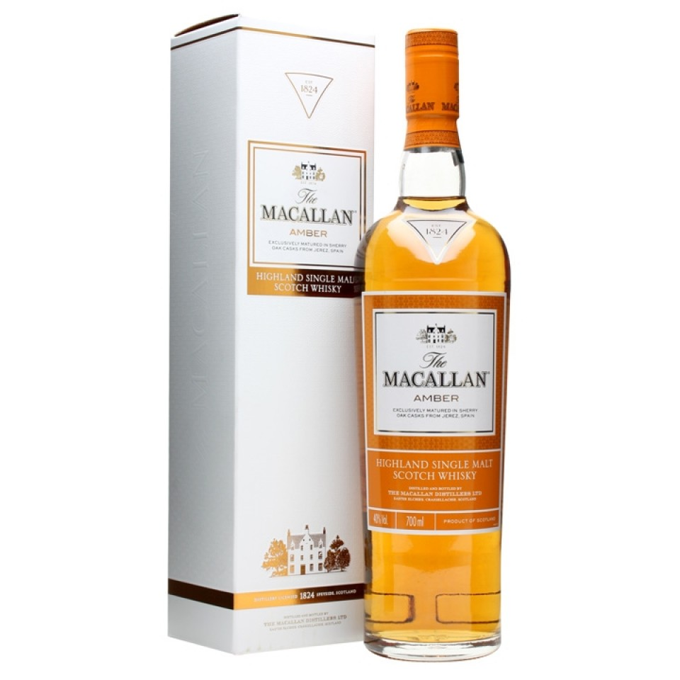 Уиски The Macallan Amber